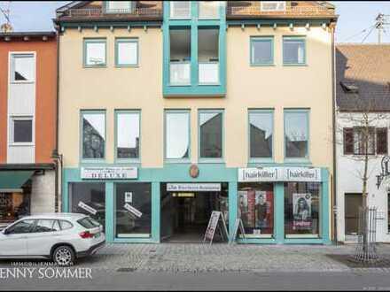 **NEU** attraktive Ladeneinheit im Zentrum von Pfaffenhofen a.d. Ilm in der beliebten Löwenstraße!