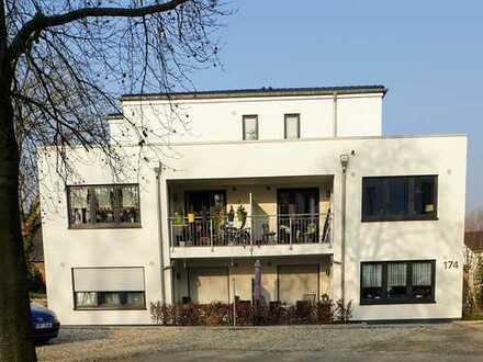 Seniorengerechte, barrierefreie 2 Zimmer Erdgeschosswohnung mit Terrasse in Lippstadt-Benninghausen