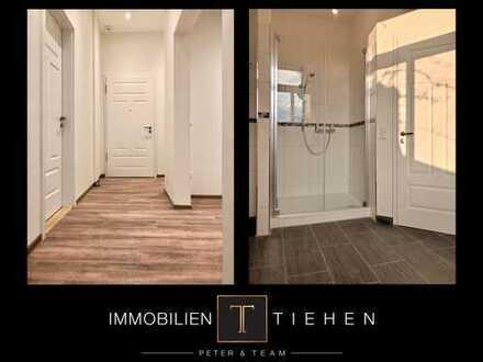 Meppen Zentrum - Hochwertig modernisierte Altbauwohnung mit ca. 138 qm, 3,5 Zimmern & Dachterrasse!