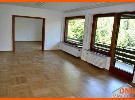 Renov. u helle Bürofläche 5 Büros, 1 Besprechungsr., TL Bad Wa+Du, 3x Balkon, Gäste-WC, Keller