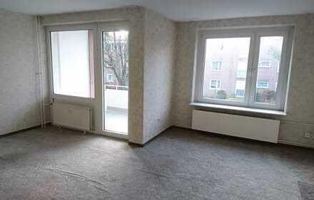 Freundliche, sonnige, ruhige 3-Zimmer-Wohnung mit Balkon in Hannover-Marienwerder