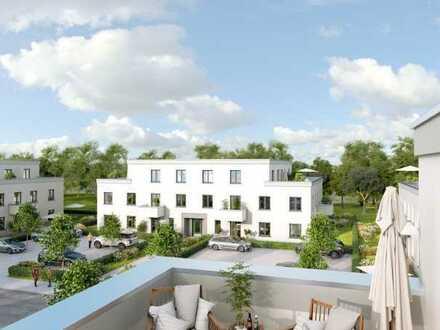 Dämeritzer-Ufer - 2 Zimmer Dachgeschoss mit 32 qm Sonnenterrasse