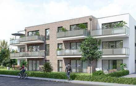 **1. OG - Moderne Eigentumswohnung in Meldorf**