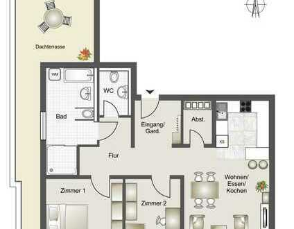 Exklusive Penthouse-Wohnung !!!
