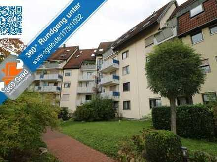Solides und gepflegtes 1 Zi.-Appartement mit sonnigem West-Balkon