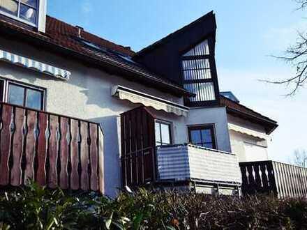 ++ 2,5 Zimmer Dachwohnung mit Galerie und extra Flair in Fürstenfeldbruck