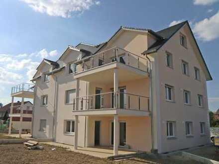 Mehrere 3-Zimmer-Wohnungen in Siegenburg zu vermieten
