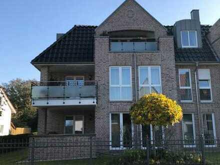 Neuwertige 3-Zimmer-Erdgeschosswohnung mit Balkon und EBK in Oldenburg (Oldenburg)