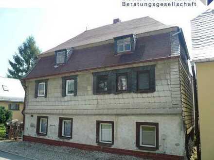 Einfamilienhaus mit Einliegerwohnung in Stollberg