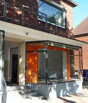 Büro/Einzelhandelsfläche in gut frequentierter Lage von Emden