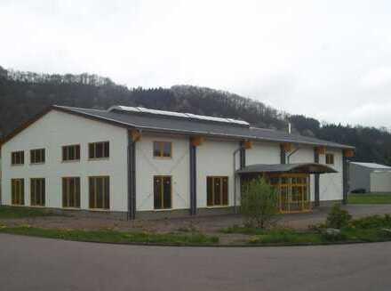 Gewerbehalle in Saarburg - vielseitig nutzbar