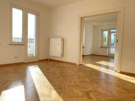 Wohnfreundliche 3-Zimmer-Wohnung mit Balkon im Zooviertel!