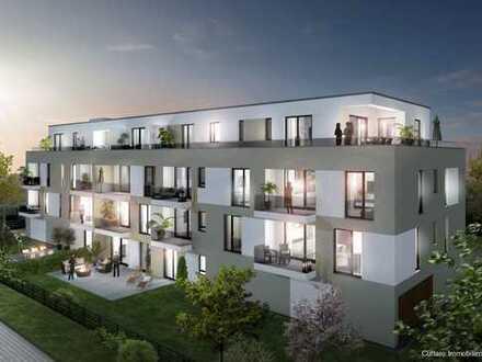 LUST AUF KOMFORT-WOHNEN? Große 3-Zimmer-ETW mit 2 Bädern im Neubaugebiet von Linkenheim-Hoch.!