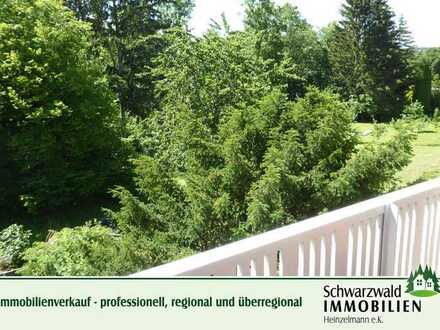 Natur pur: Tolle 3-Zimmerwohnung in ruhiger Lage von 78727 Oberndorf