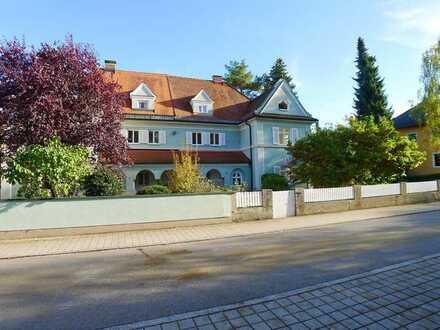 Stilvolle Villa in bevorzugter Lage am Stadtpark von Fürstenfeldbruck - zentral und ruhig !