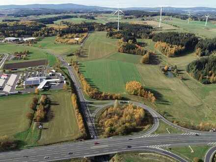 Gewerbepark A93 Wunsiedel-Thiersheim