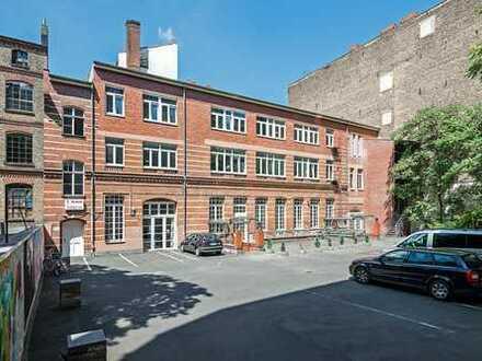 Büro im gehobenen Kreuzberger Kiez, ab April 2020