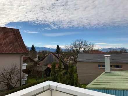 Schöne 5 Zimmer Wohnung in zentraler Lage in Lindau für 2 Jahre zu vermieten - ideal als WG
