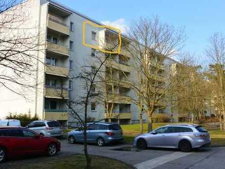 Vollständig renovierte 3-Zimmer-Wohnung mit Balkon in Potsdam