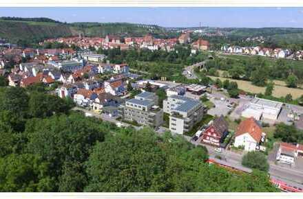 Barrierefreie 2,5-Zimmer-Wohnung mit Terrasse bzw.Balkon!