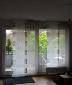 Helle, gepflegte 3-Zimmer-Wohnung mit Balkon und EBK in Fellbach