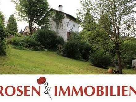 Mögliche Nutzung: Ferienhaus oder Ausbau zum Einfamilienhaus