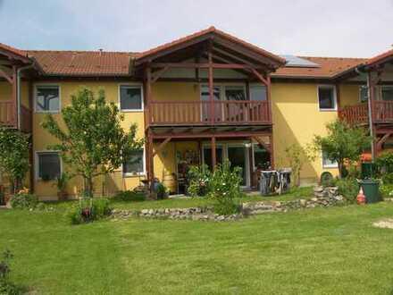 Neuwertige 3,5-Zimmer-EG-Wohnung mit Balkon und EBK in Ketzin/Havel