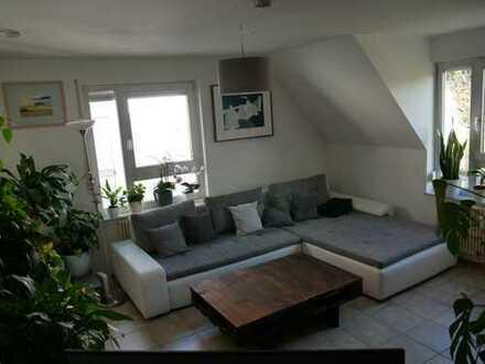 Helle, individuelle Maisonette-Wohnung im Zentrum von Kusterdingen