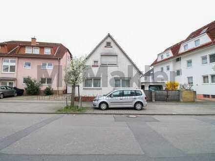 Bebaubares Grundstück in toller Lage in Büttelborn im Einzugsgebiet Darmstadt