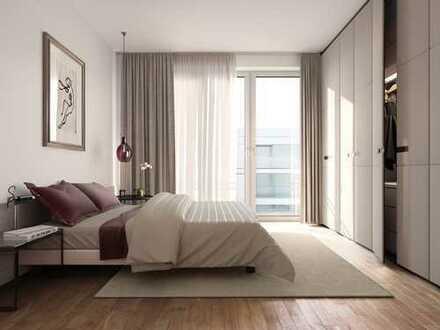 Urbane 2-Zimmer-Wohnung mit großer Loggia in Berlin-Wilmersdorf
