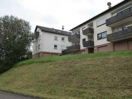 Gemütliche 3 Zimmer-DG-Wohnung mit Balkon in Freudenstadt OT