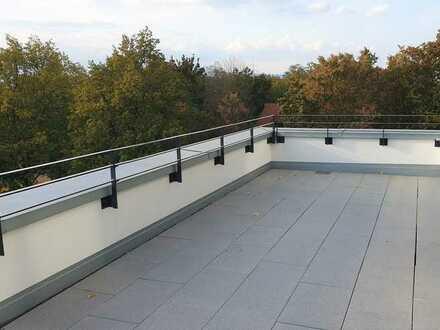 Schuch Immobilien - Beeindruckendes Penthaus mit Bestausstattung - Neubau 2020