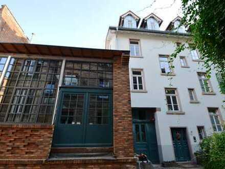+++ Traumhaftes Loft - Alte Schreinerei kernsaniert im Martinsviertel - Luxusausstattung +++