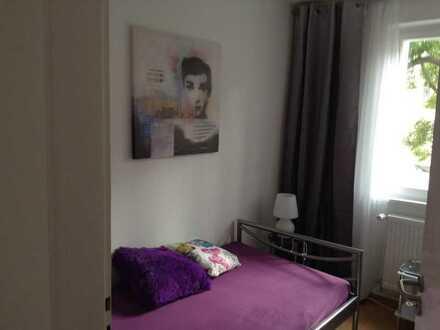 Kleines WG Zimmer in zentraler Innenstadtlage Pforzheim möbliert inklusive aller Kosten auch Intern