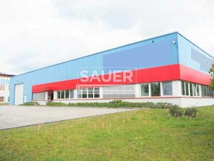 4.310 m² Gewerbegrundstück mit 1.320 m² Auslieferungslager inkl. Büro-/Sozialflächen *2591*