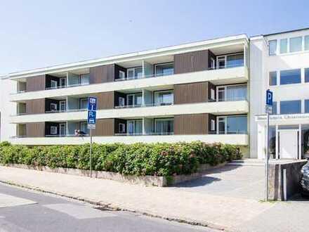 Reserviert! 3 Zimmer Wohnung in bester Lage Westerlands, ganz nah am Strand!