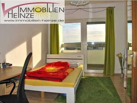 # Hier behalten Sie den Überblick: Gepflegte Wohnung mit herrlichem Altstadtblick!