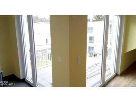 Neuwertige 3-Zimmer-DG-Wohnung mit Balkon in Pfinztal