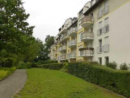 Für Kapitalanleger: gut vermietete 2-Raum-Wohnung mit Südwest-Balkon in Heidenähe