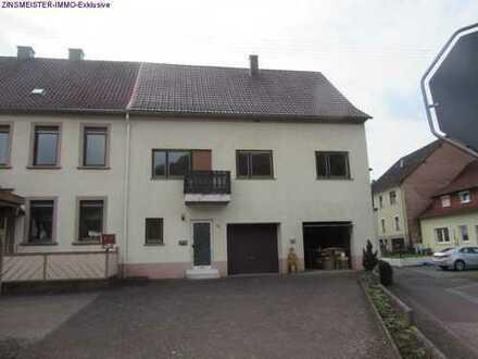 -RESERVIERT- Doppelhaushälfte mit Balkon, Terrasse und Doppelgarage
