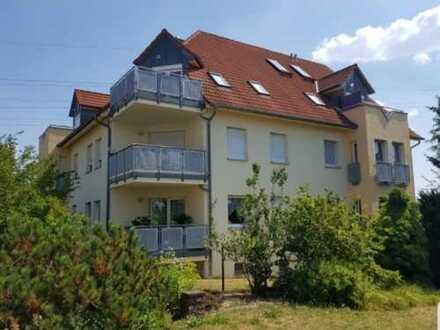 Neu renoviertes 1-Zimmer-Appartement mit Balkon in Weinböhla