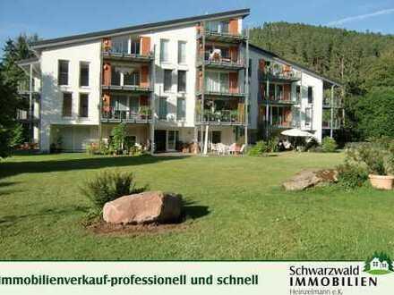 2-Zimmerwohnung bei Bad Wildbad – Gemeinschaftliches Wohnen in Traumlage im Schwarzwald