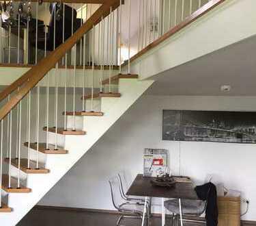 Attraktive 3,5-Zimmer Wohnung mit Galerie in Bochum, Weitmar-Mark (Nähe Schlosspark)