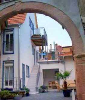 Zauberhaftes Wohnen im historischen Stadtkern von Groß-Umstadt