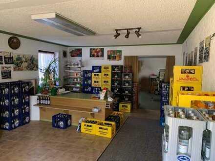 Gewerbefläche im Erdgeschoss in Schönsee-Dietersdorf zu vermieten