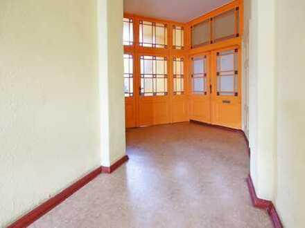 Bild_Gepflegte 4 Raum-Wohnung mit Balkon im Zentrum/Bahnhofsnähe