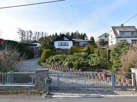 gepflegtes Einfamilienhaus in Jahnsdorf