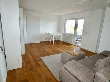 Renditestarkes, komfortables Appartement mit Südbalkon in ruhiger Aussichtslage