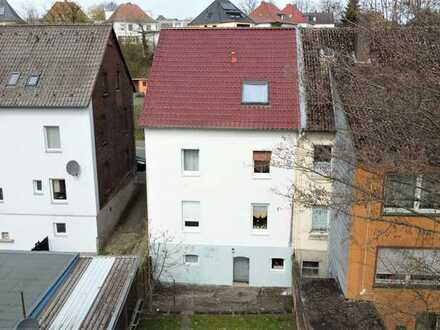 Perfekt für Großfamilien! Geräumige Doppelhaushälfte in Blomberg.