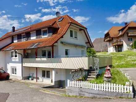 Ruhige und idyllische 4 Zimmer Erdgeschosswohnung im Schuttertal-Dörlinbach
